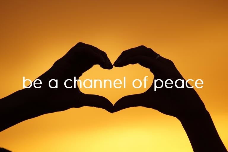 chnnel of peace