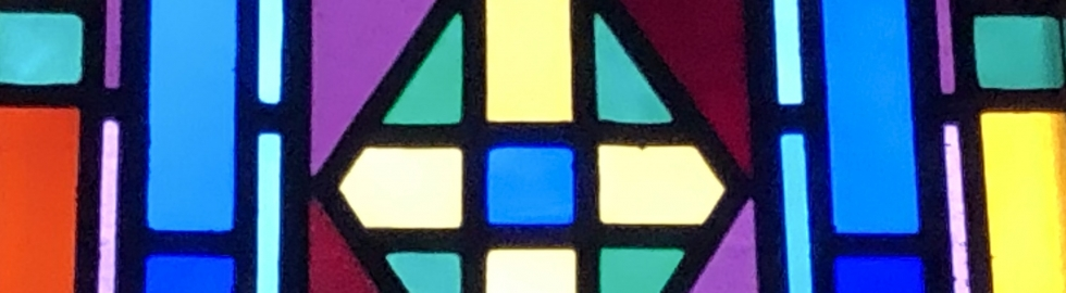stain glass cropped confessional
